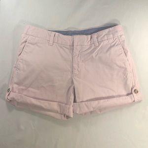 Banana Republic Pink Stretch Shorts 6